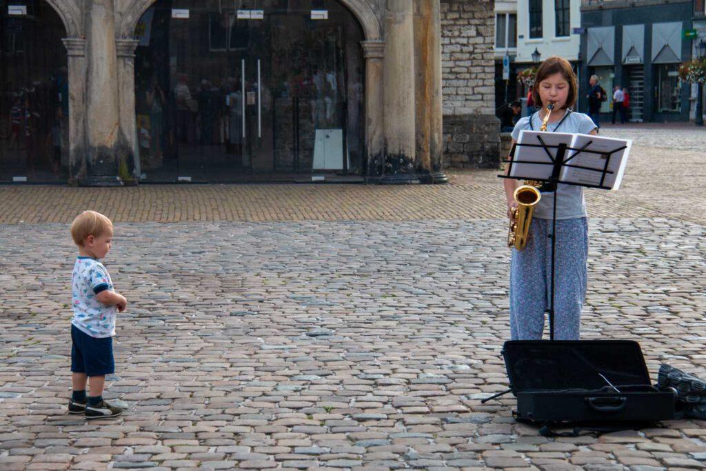 saxofoon Gouda cp