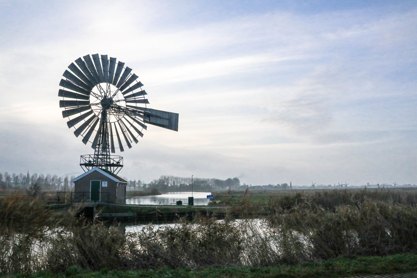 Amerikaanse windmolen , de Hercules