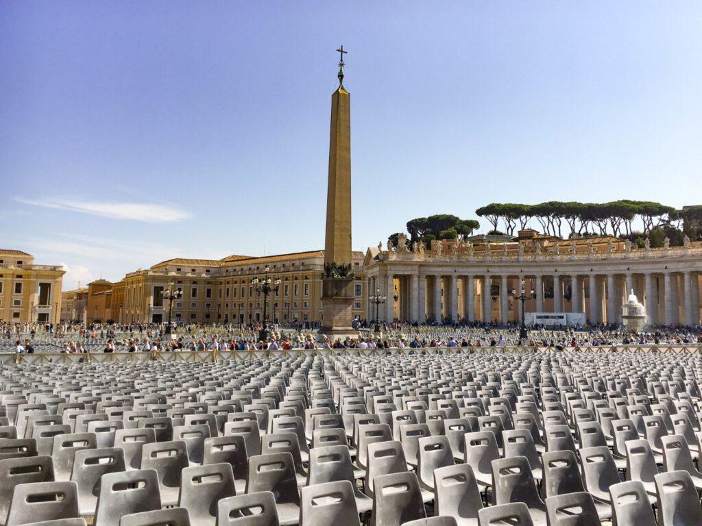Rome Sint Pietersplein